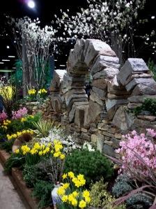 Garden at Flower Show