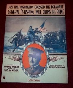 General Pershing song